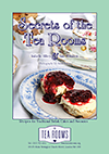 Secrets of the Tea Rooms - book cover