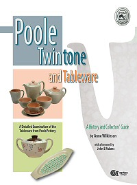 Poole Twintone and Tableware book cover